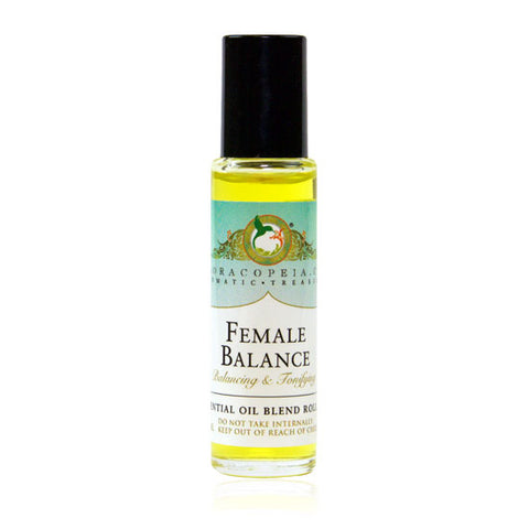 """Female Balance"" Essential Oil Roll-On"