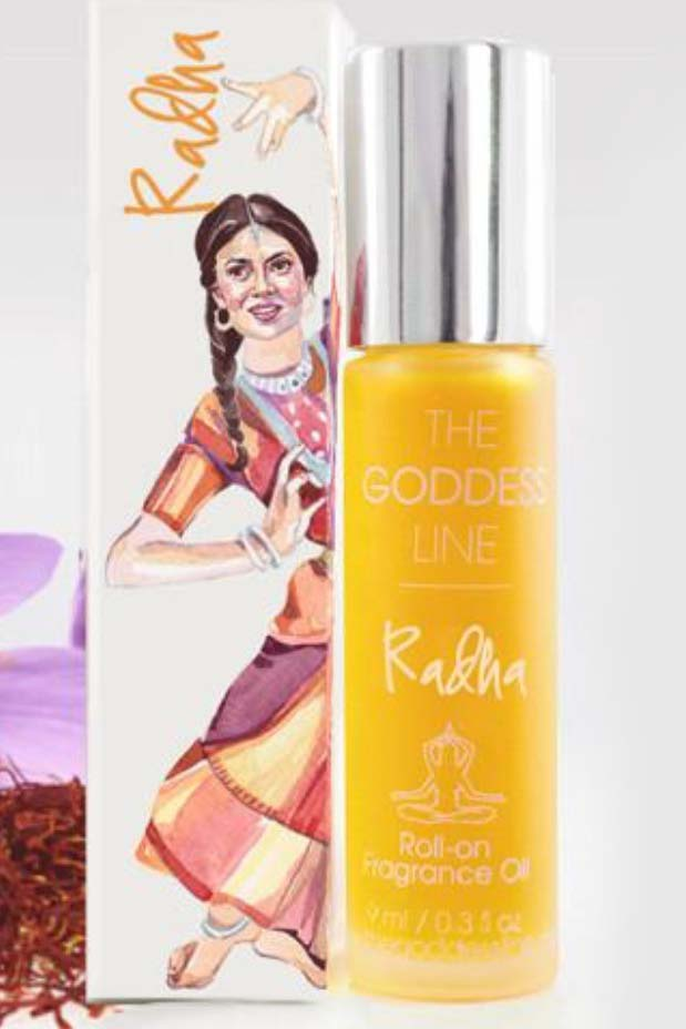 Radha Fragrance - The Goddess Line