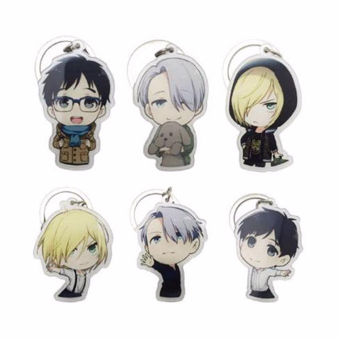 Yuri!!! on Ice Key Chain