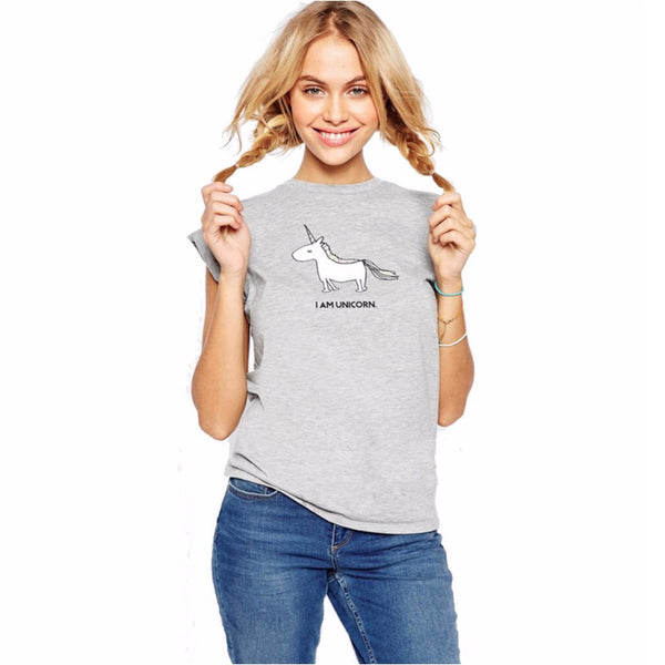 I am Unicorn T-shirt