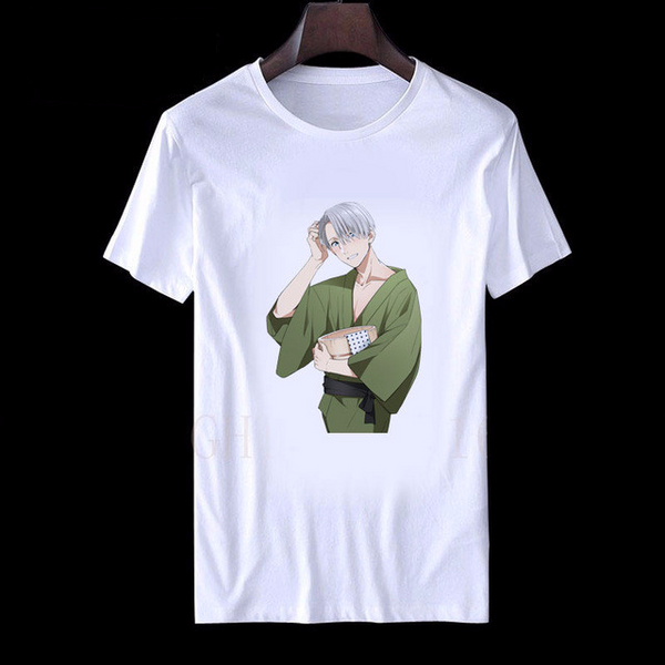 Yuri!!! on ICE T-Shirt