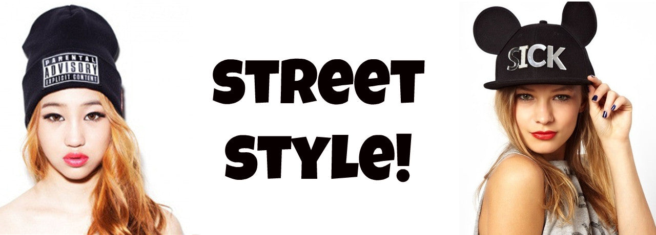 Street Style Collection!