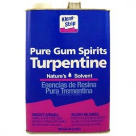 KLEAN STRIP KS GGT69 GUM TURPENTINE GALLON 06925