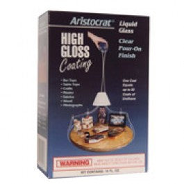 ARISTOCRAT 02128 GALLON KIT LIQUID GLASS