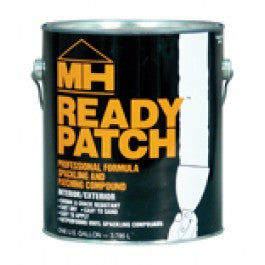 ZINSSER MH 4424 READY PATCH SPACKLING & PATCHING COMPOUND METAL CAN