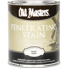 OLD MASTERS 43904 PECAN PENETRATING STAIN