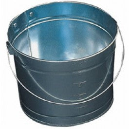 ENCORE 500350 5 QUART METAL PAIL WITH HANDLE