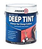 ZINSSER BULLS EYE 2031 1-2-3 DEEP TINT PRIMER WATER-BASE LOW ODOR