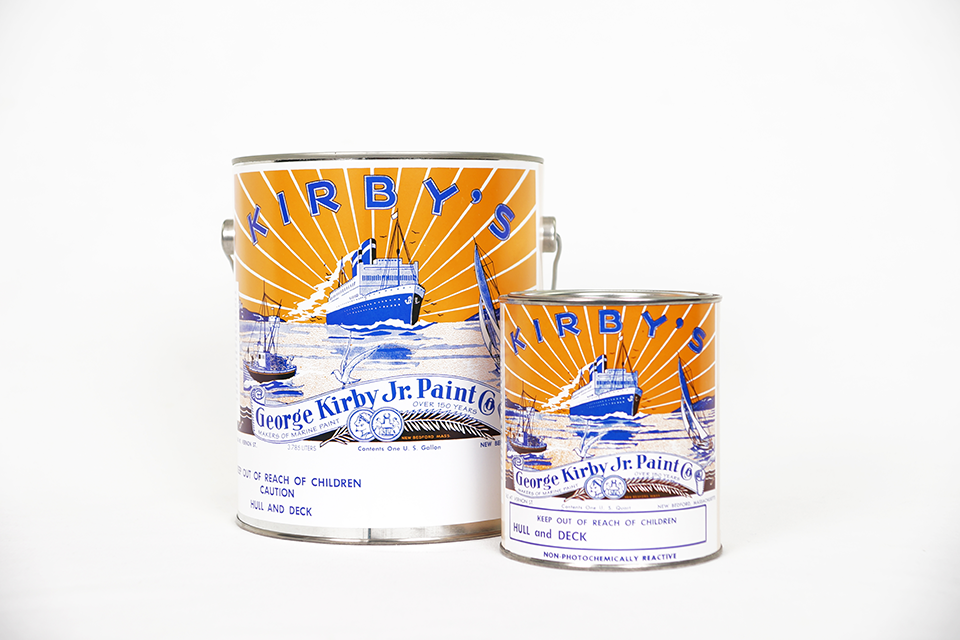 #18 Medium Blue - Marine Topside Paint