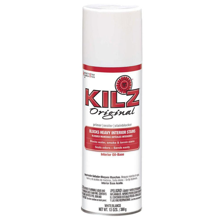 KILZ ORIGINAL 13oz INTERIOR PRIMER SEALER OIL BASED