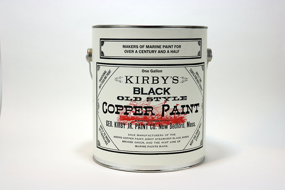 Copper Bottom Paint - Black