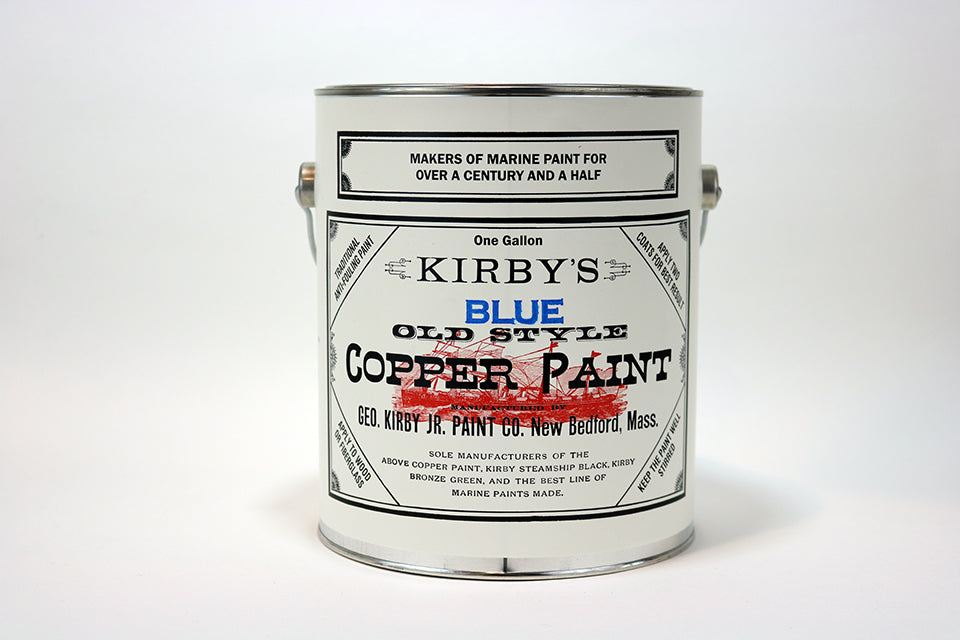 Copper Bottom Paint - Blue