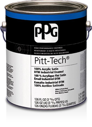 90-374 Pitt-Tech Gloss White