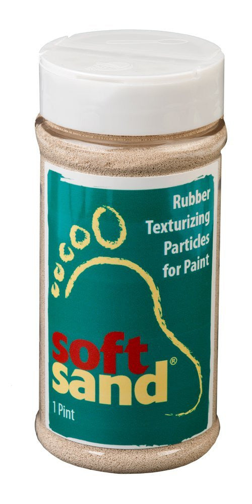 SoftSand Rubber Texturizing Agent for Paint