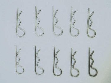 Cotter Clips - 10 Pack