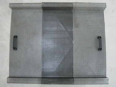 Fly Out Prevention Screens
