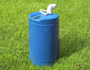 XL Water Barrel with Water Barrel Adaptor