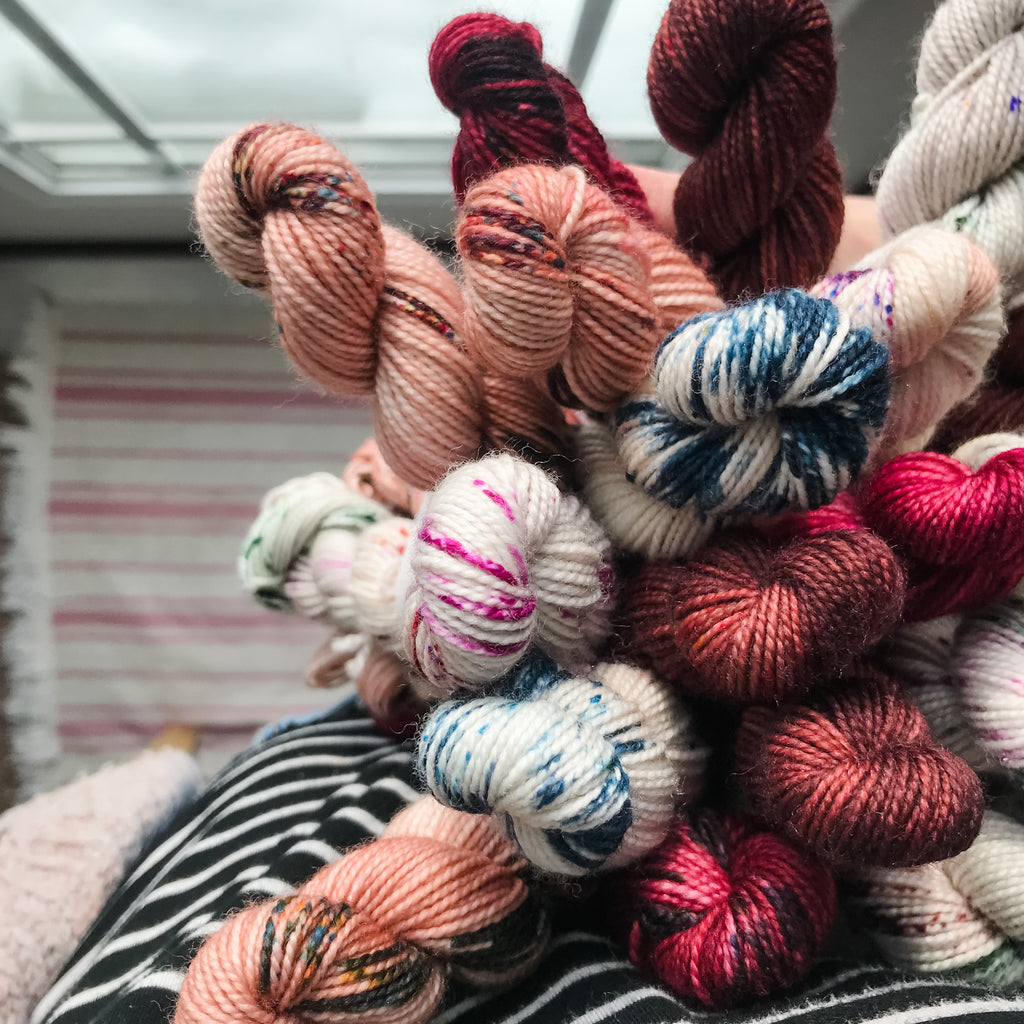 Secret Admirer Mini Skein Set - PREORDER