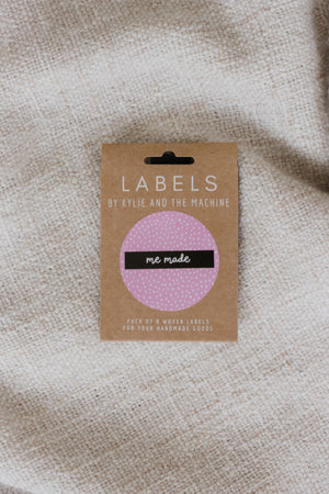 Me Made Garment Labels