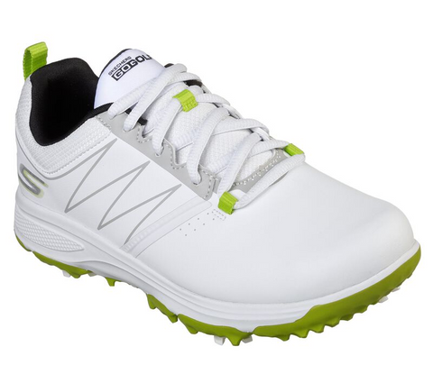 Skechers Junior Go Golf Blaster Spikeless Shoe - Choose from Black or White