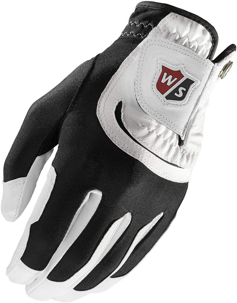 Three Wilson Fit All Men's Gloves
