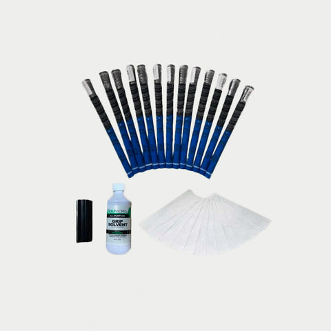 ALL IN ONE GRIP KIT - NS BLUE MCC STANDARD