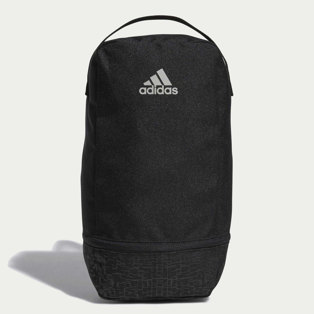 Two Adidas Golf Shoe Bags