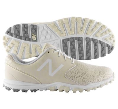 Women's New Balance Minimus Khaki  Golf Shoe