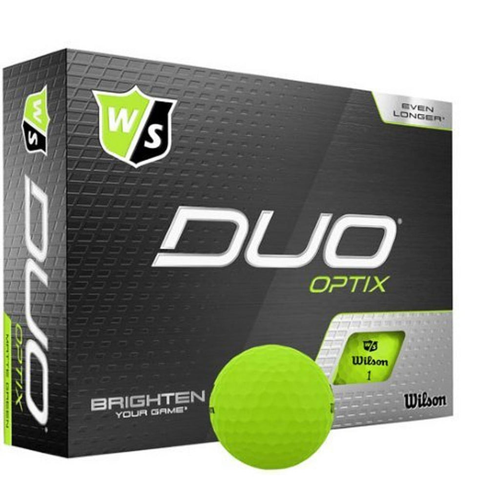 Wilson Duo Golf Balls - 4 Dozen