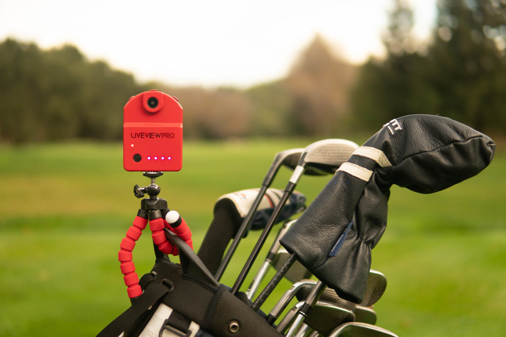 LiveView Pro - Portable Digital Swing Aide (Golf Digest Editors Choice)