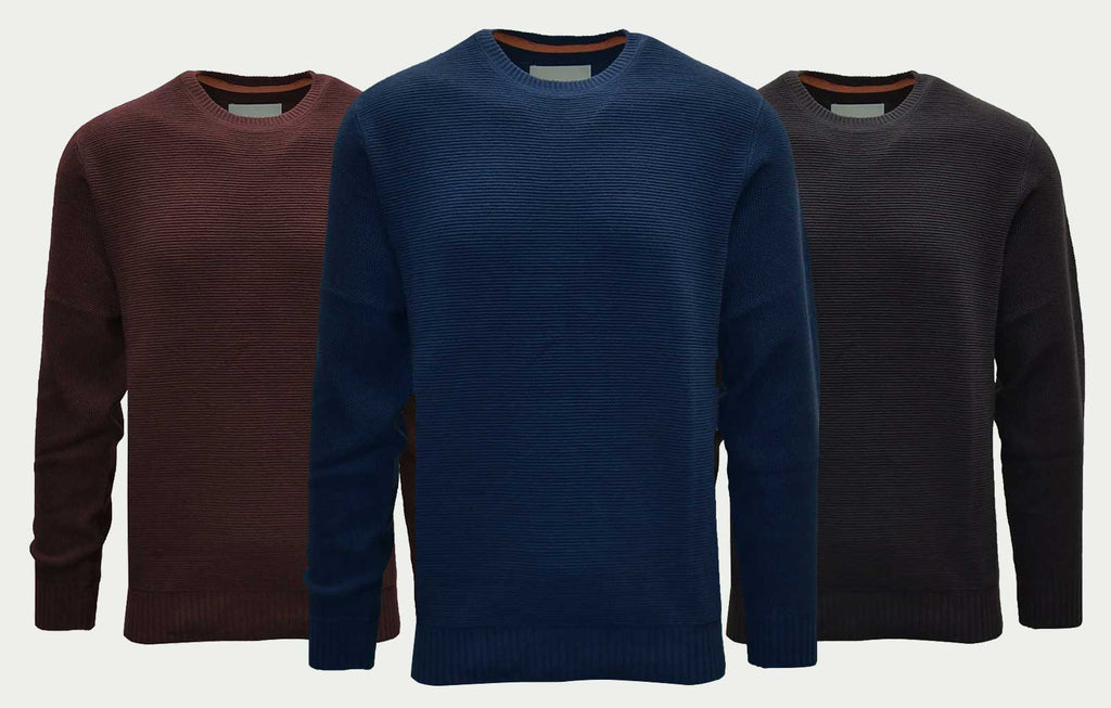 Levelwear Golf Crewneck Sweater