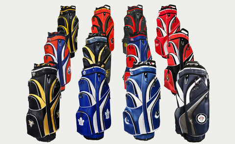 NHL Cart Bags - Choose Your Team!