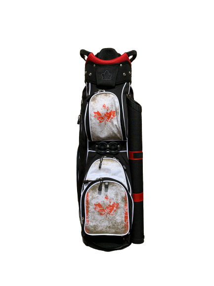 Premium Limited Edition Canada Cart Bag