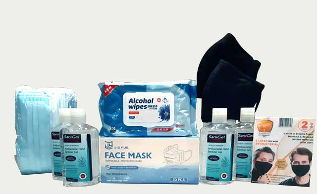 Essentials PPE Package - Only $49.99!