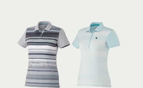 2 Ladies Puma Golf Polos (Medium Size Only)