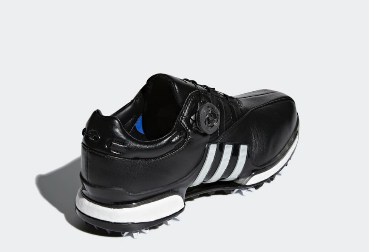 bb494d2df63b TOUR360 EQT BOA SHOES - CORE BLACK   CLOUD WHITE   CORE BLACK – Just ...