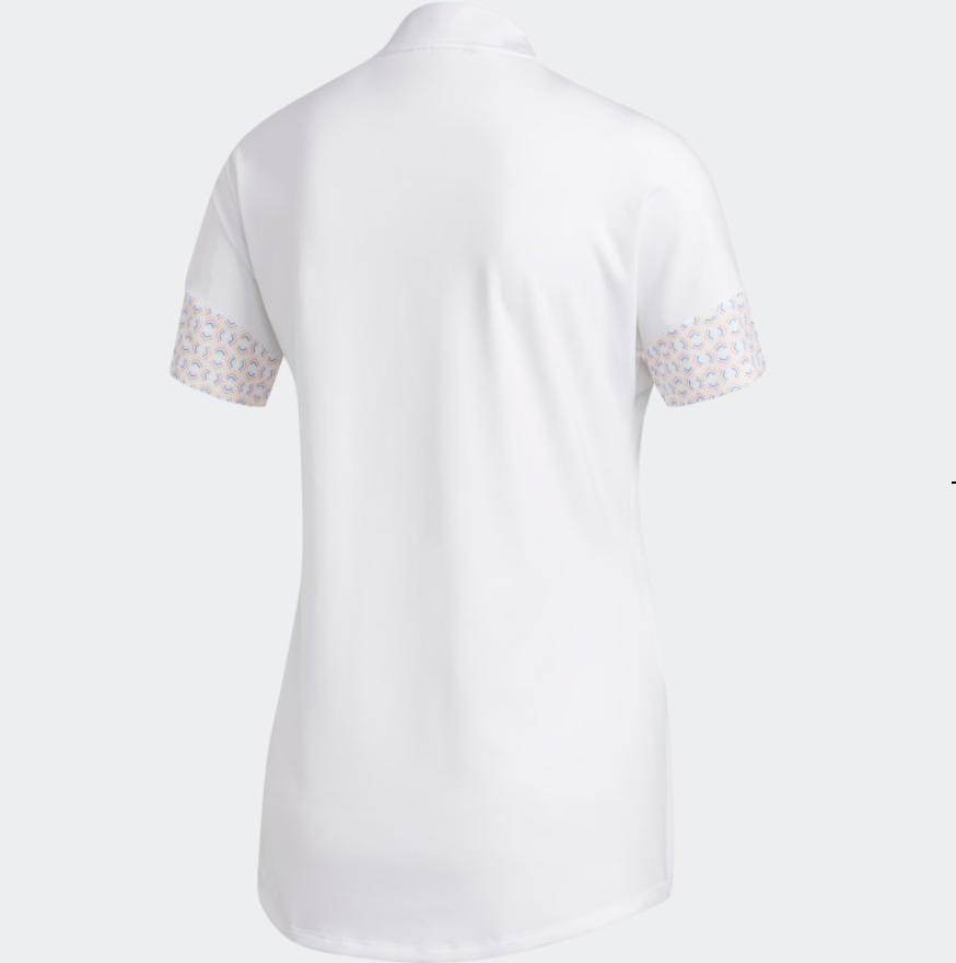 ULTIMATE365 PRINTED POLO SHIRT