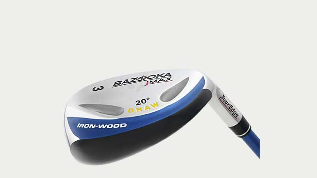 Tour Edge JMAX Draw Iron-Wood (LH Only)