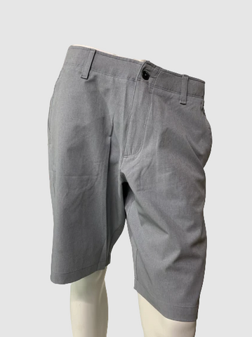 Under Armour Steel Grey Golf Short