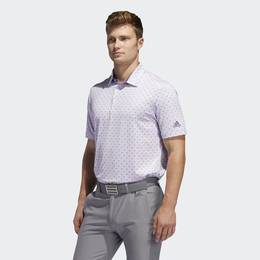50% off Adidas Polos (Includes Two Shirts)