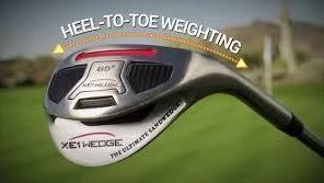 65 Degree xE1 Wedge - Right Hand Only