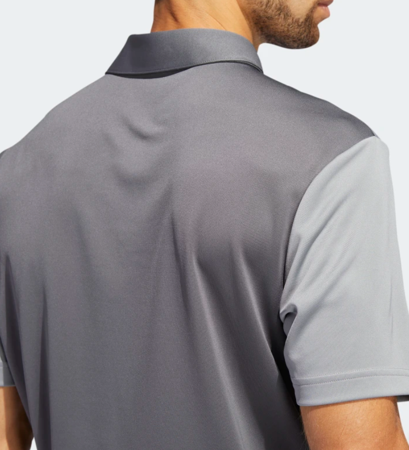 BASIC COLORBLOCK POLO SHIRT