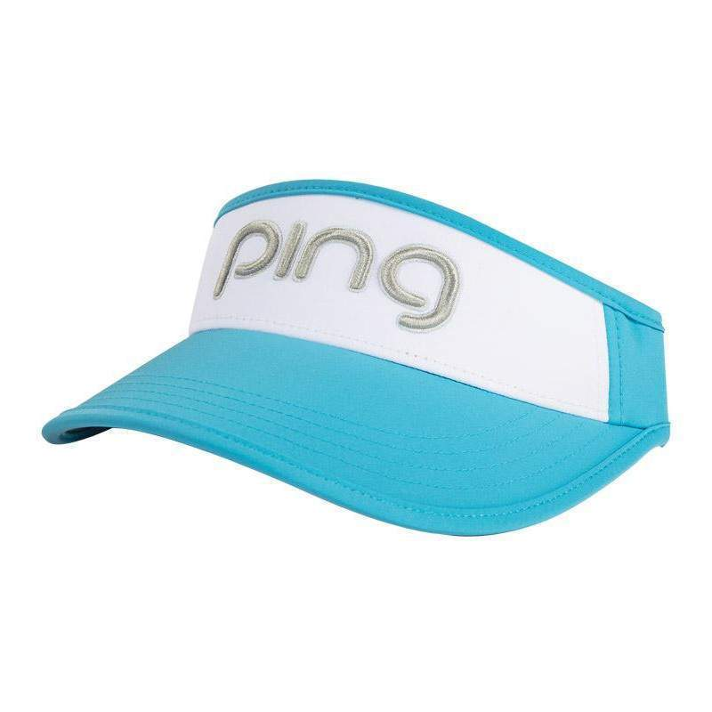 Two Ping Ladies Visors (1 of each)