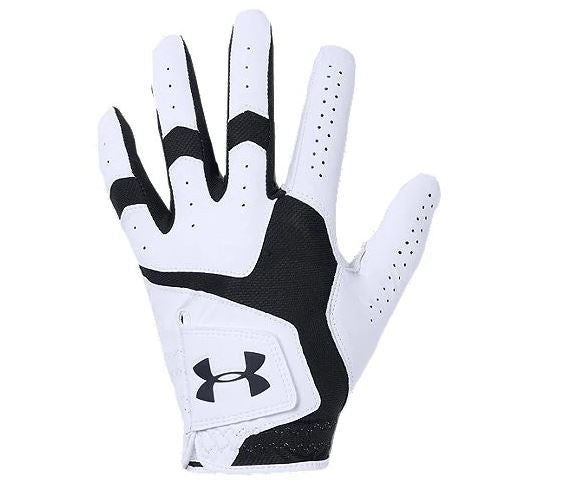 2 x Under Armour Coolswitch Gloves - RH Only (for Left Handed Golfers)