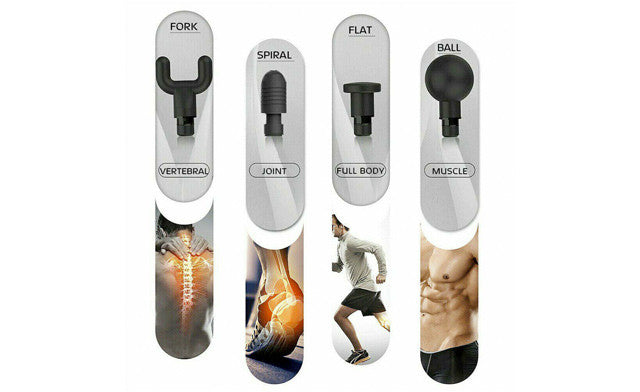 Advanced Deep Tissue Muscle Massage Gun
