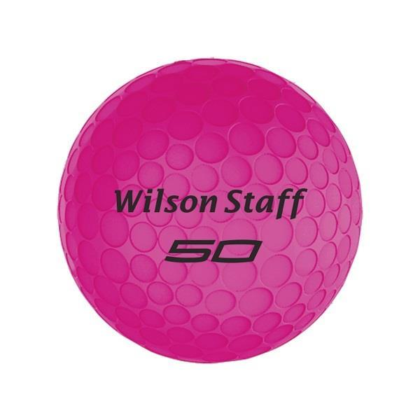 3 Dozen WILSON 50 ELITE LADIES GOLF BALLS
