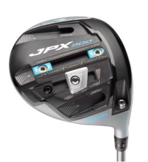 Ladies Mizuno JPX900 driver (Right Handed) - Adjustable from 9 to 12.5 Degree Loft