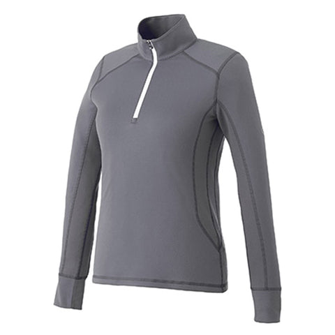 Women's Puma Golf Tech 1/2 Zip Top (Medium Only)