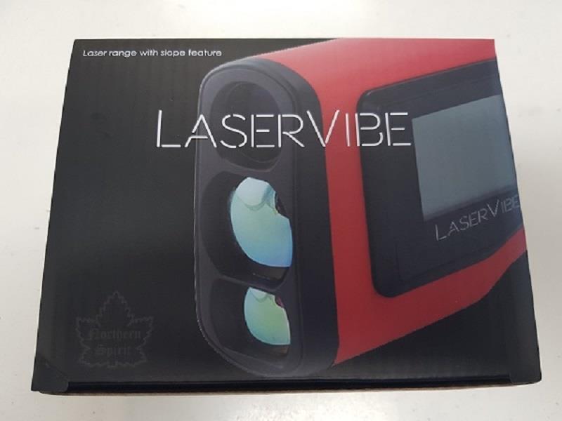 Northern Spirit Laservibe Range Finder