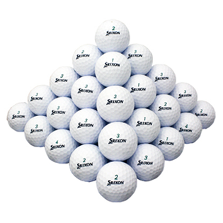 5 Dozen Srixon Mix Golf Balls - Assorted Styles (recycled)
